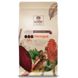 Čokoláda CACAO BARRY Mexiko 66% - 1kg