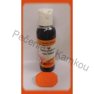 Airbrush farba Light Orange 135ml
