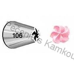 Špička Drop Flower 106