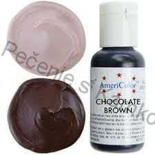Americolor Chocolate Brown
