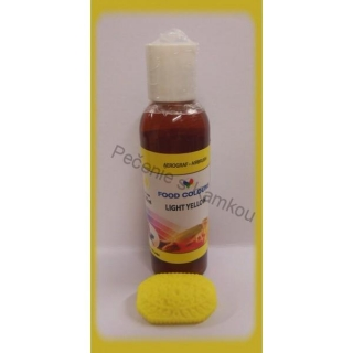 Airbrush farba Light yellow 135ml