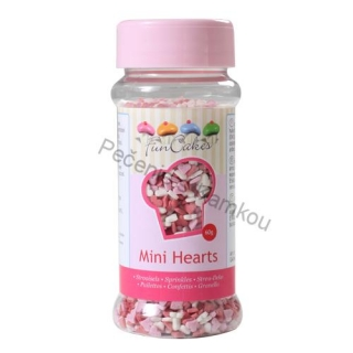 Posyp - FC Sprinkles mini hearts 60g